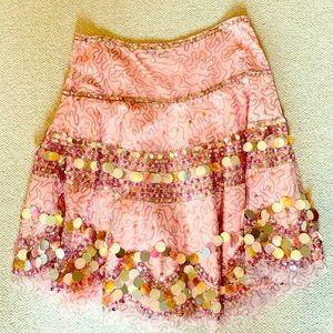 Basil & Maude Couture Skirt